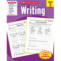 Success With Writing 3rd Grade