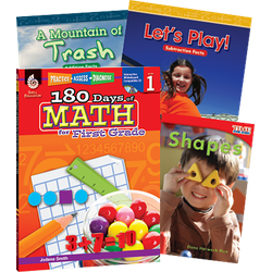 Learn-at-Home Math Bundle...