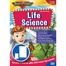 Life Science DVD Gr. 3-8