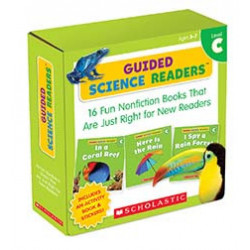 Guided Science Readers...